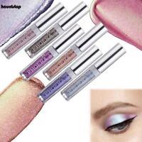 12 colors Eyeshadow Liquid Waterproof Glitter Eyeliner Shimmer Makeup Cosmetics~