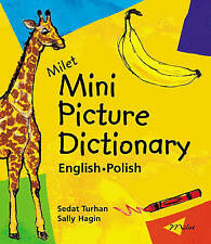 Milet Mini Picture Dictionary (polish-english) by Sally Hagin, Sedat Turhan (Paperback, 2005)
