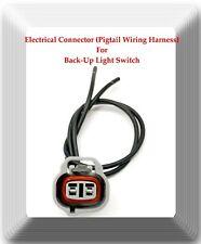 connector of back-up light switch ns471 fits: isuzu trooper 1998-2002 v6  3 5l (fits: 1998 isuzu trooper)