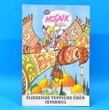 Mosaik 217 Digedags Hannes Hegen Originalheft   DDR   Sammlung original MZ 10