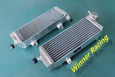aluminum radiator fits KTM 250/350/450 SXF/SX-F/XC-F/XCF 2013 2014