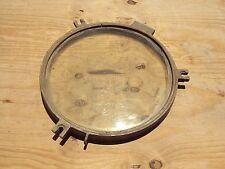 Original Vintage Solid Brass Ship Porthole