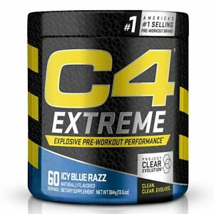 Cellucor C4 Extreme Pre Workout - Brand NEW + FREE Shipping (30 Servings)