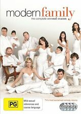 Modern Family : Season 2 (DVD, 2011, 4-Disc Set)