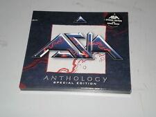 ASIA - ANTHOLOGY - SPECIAL EDITION W/BONUS TRACK & SLIPCASE - 2005 - NM/NM -