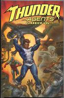 T.H.U.N.D.E.R. Thunder Agents Classics 1 TPB GN IDW 2013 NM 1 2 3 4 Wally Wood