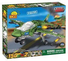 COBI - Small Army Aircraft ~ Falcon Fighter Plane 150 Piece Block Set #NEW