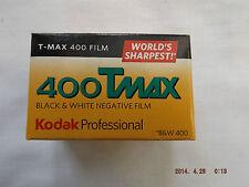 Kodak Tmax 400 Blanco Y Negro de película de 35mm 36exp (3 Pack) *** Mejor ****