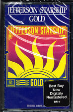 Gold by Jefferson Starship (CASSETTE) BRAND NEW FACTORY SEALED