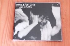 Party Of One – Caught The Blast - 12 tracks - Boitier neuf CD album promo