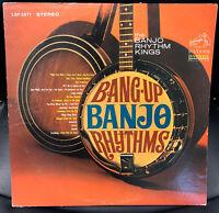 The Banjo Rhythm Kings – Bang-Up Banjo Rhythms (vinyl LP) 1964