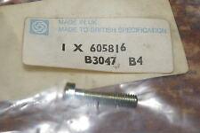Landrover Serie 2,6 Liter & V8 Schraube für Vergaser original 605816