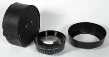 CHINON TELE-CONVERTER 58MM MOUNT FOR SUPER 8 MOVIE CAMERA CHINON PACIFIC