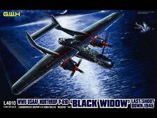 """Chasseur de nuit NORTHROP P-61B """"BLACK WIDOW""""- KIT GREAT WALL HOBBY 1/48 n° 4810"""