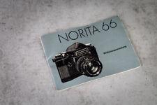 Norita 66 Rittreck Bedienungsanleitung Anleitung auf Deutsch