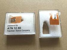 1 Stück Ersatznadel (Stylus Company) Audio Technica ATN 12 XE ATN12XE
