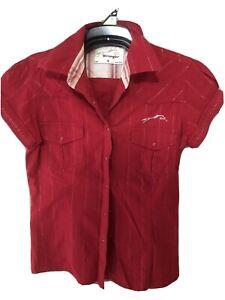 Wrangler Shirt Size 8