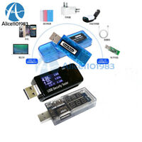 USB3.0 OLED Charger Current Voltage Detector Battery Capacity Power Meter Tester