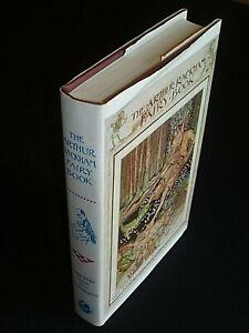 Arthur Rackham Fairy Book. Hardback in jacket 1975 reprint. Fine