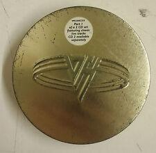 "Van Halen Don't Tell Me Cd-Single UK 1996 lata metallica con ""sticker"""