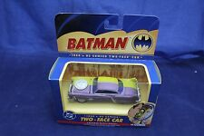 1:43 Batman Corgi 1950 Two-Face   DC Comics Batmobile Item # 77318.