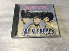 CD The Supremes Baby Love DISC COMPACT DIGITAL AUDIO