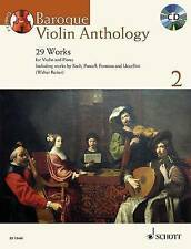 Baroque Violin Anthology: 29 Works: 2 by Walter Reiter (Mixed media product,...