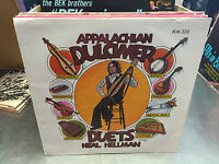 Neal Hellman Appalachian Dulcimer DUETS vinyl LP EX Kicking Mule