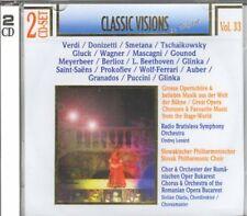 Grand Opéra, les plus populaires du monde de la scène, 2 CD, neuf, neuf dans sa boîte