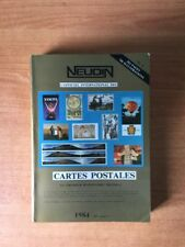 L'OFFICIEL INTERNATIONAL DES CARTES POSTALES 1984 le premier annuaire m