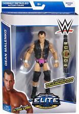 DEAN MALENKO WWE MATTEL ELITE SERIES 37 BRAND NEW ACTION FIGURE TOY - MINT