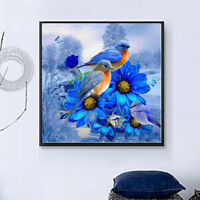 Full Drill 5D Diamond Painting Embroidery Cross Crafts Stitch Kit Home Decor MA