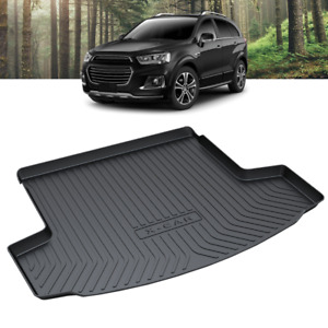 Heavy Duty Trunk Cargo Mat Boot Liner Luggage Tray for Holden Captiva 2006-2017