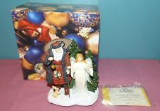 Pipka Santa Claus Into the Woods Musical Figure #10101 Artist Signed Limited Ed.