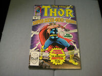 The Mighty THOR #400 Super-Sized Issue! (1989, Marvel)