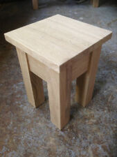 Handmade Oak Contemporary Table & Chair Sets