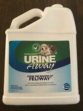 Urine Away Pet Urine Eliminator Removes Pet Urine Odors & Stains 1 Gallon