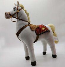 "NEW Disney Store 16"" Maximus Plush Stuffed Animal Tangled Rapunzel Horse"