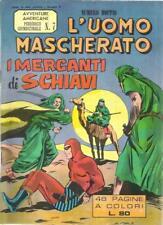 AVVENTURE AMERICANE 7 L'UOMO MASCHERATO F.LLI SPADA 1962