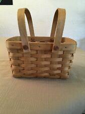 New Listing2003 Longaberger Little Market Basket