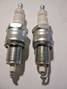 HARLEY DAVIDSON SHOVELHEAD 1200 1340 5RL SET OF 2 SPARK PLUGS USA MADE NEW