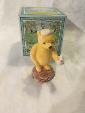 Royal Doulton Winnie the Pooh Figurine - Pooh Lights the Candle. WP11. Boxed