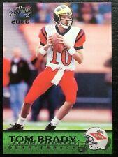 2000 Pacific #403 Tom Brady Rookie Reprint - Mint - New England Patriots