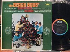 "The BEACH BOYS Christmas Album """"Little Saint Nick"" ~ Original 1964 Mono USA LP"