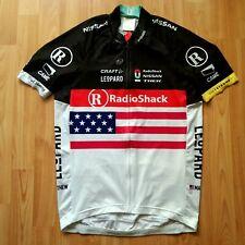 Matthew Busche Team Radioshack USA National Road Race Champion Cycling Jersey XL