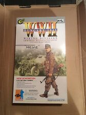 """Dragon Action Figures """"Heinz"""" Wiking Div Armored Recon"""