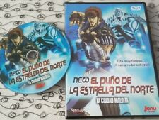 DVD MANGA NEW EL PUÑO DE LA ESTRELLA DEL NORTE VOL 1 HOKUTO NO KEN USADO