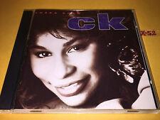 Chaka Khan CD Ck 2 Prince Hits Eternity Womack Chris Jasper Brenda Russell