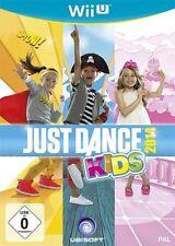 Nintendo Wii U WiiU Spiel ***** Just Dance Kids 2014 ********************NEU*NEW