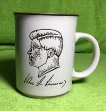 John F. Kennedy Mug With Quote